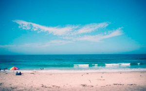 Benidorm y sus playas con bandera azul