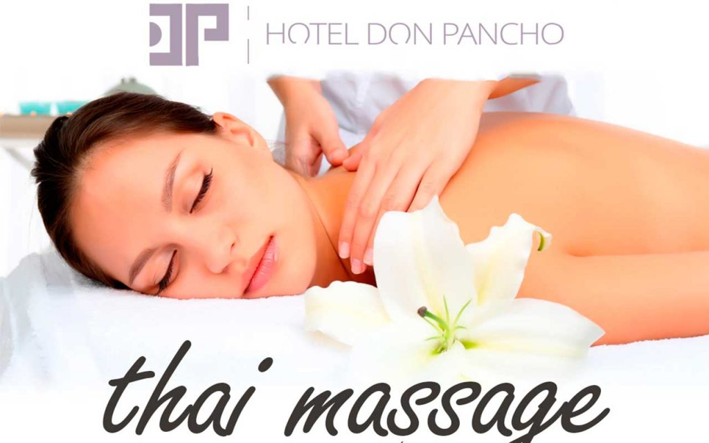 Enjoy our thai massage