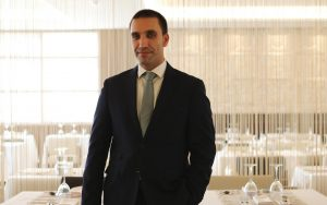 New hotel manager at Don Pancho