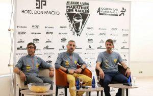 Presentación Oficial de la Marathon Des Sables 2017
