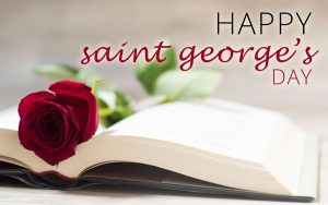 Come and celebrate Saint George's day at Don Pancho