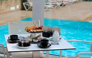 Enjoy an afternoon tea experience at don pancho