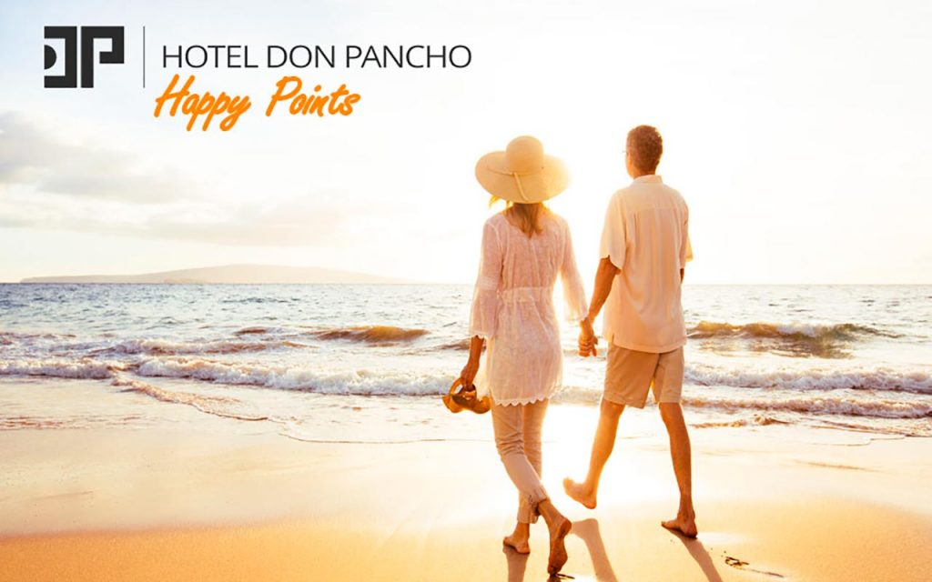 Do you know about our loyalty program #DonPanchoHappyPoints?