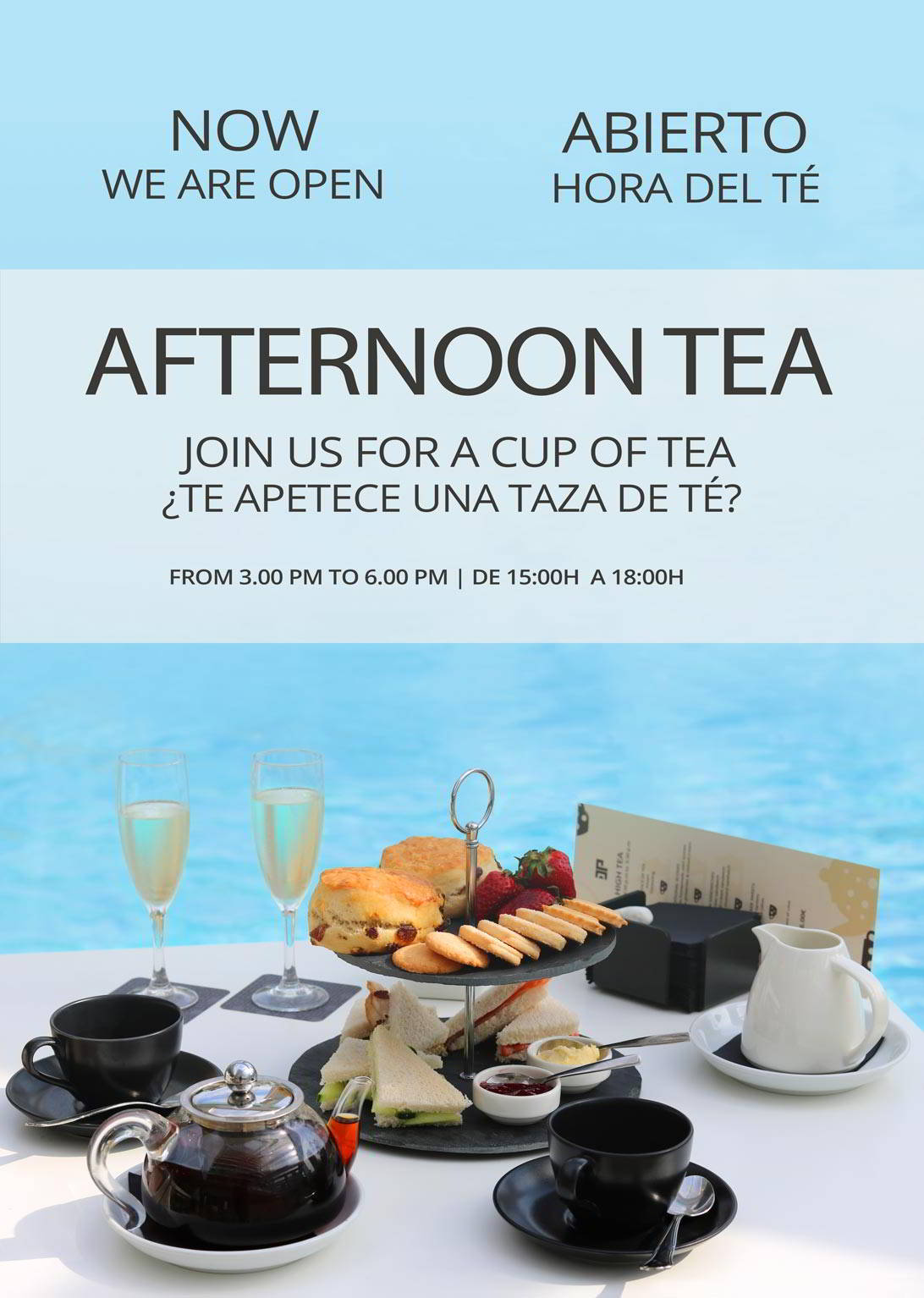 cartel afternoon tea