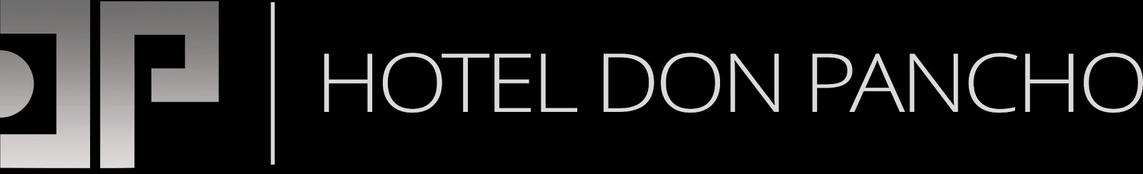 The new logo of the hotel
