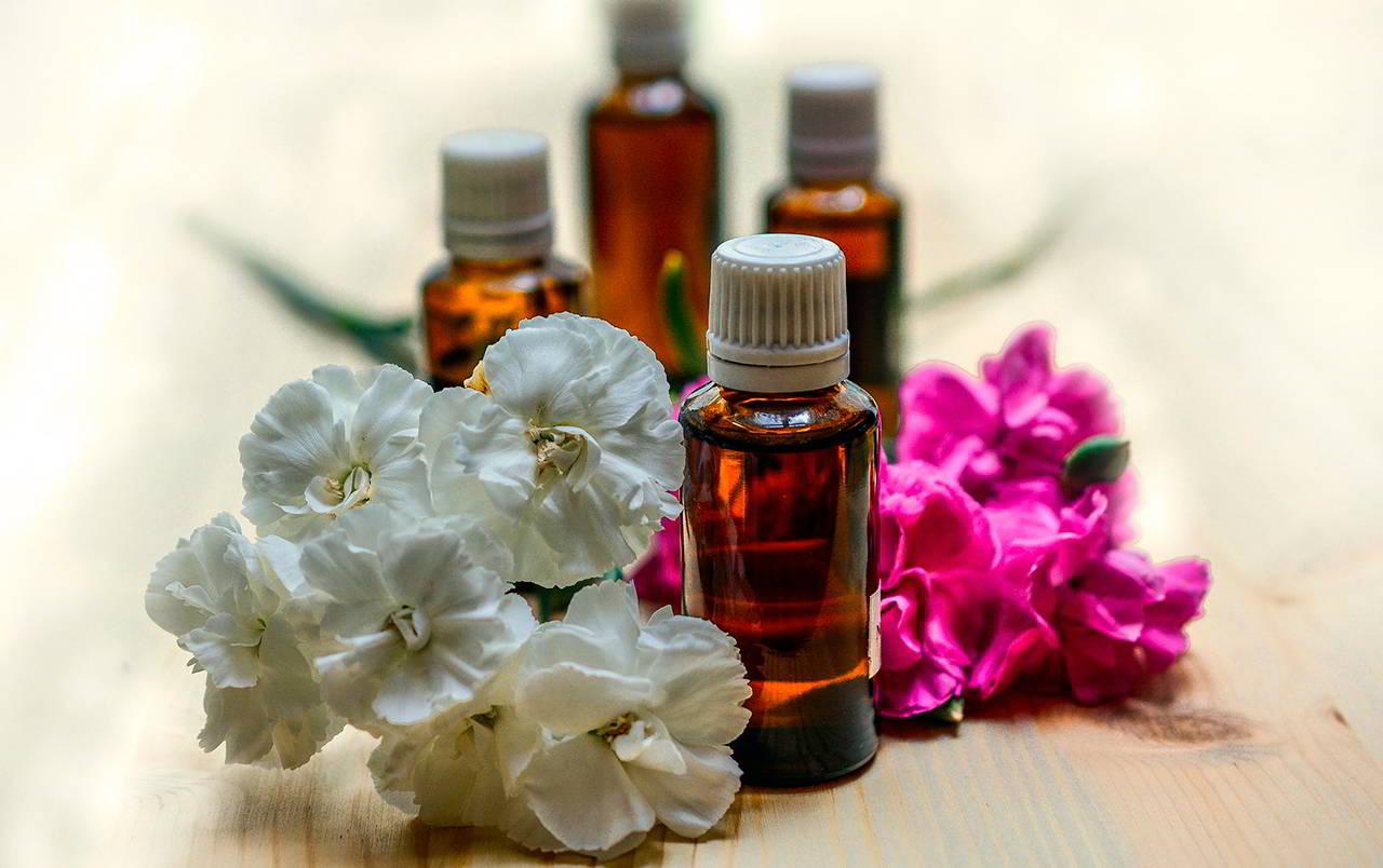 Aromaterapia y masajes relajantes