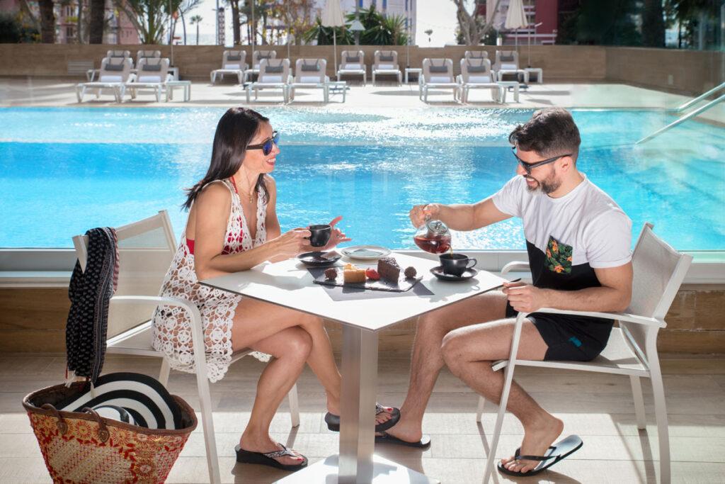 Pool bar Hotel Don Pancho