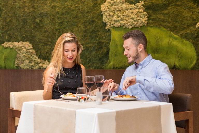 Savour Mediterranean haute cuisine