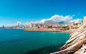 Benidorm beaches where to relax