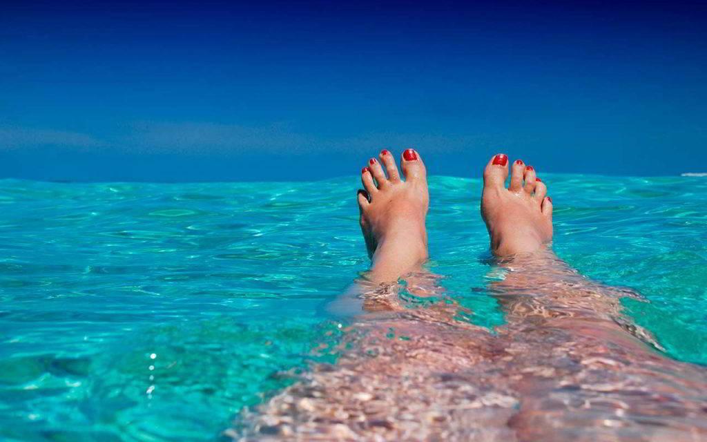 Piscina o playa, ¿qué es mejor?