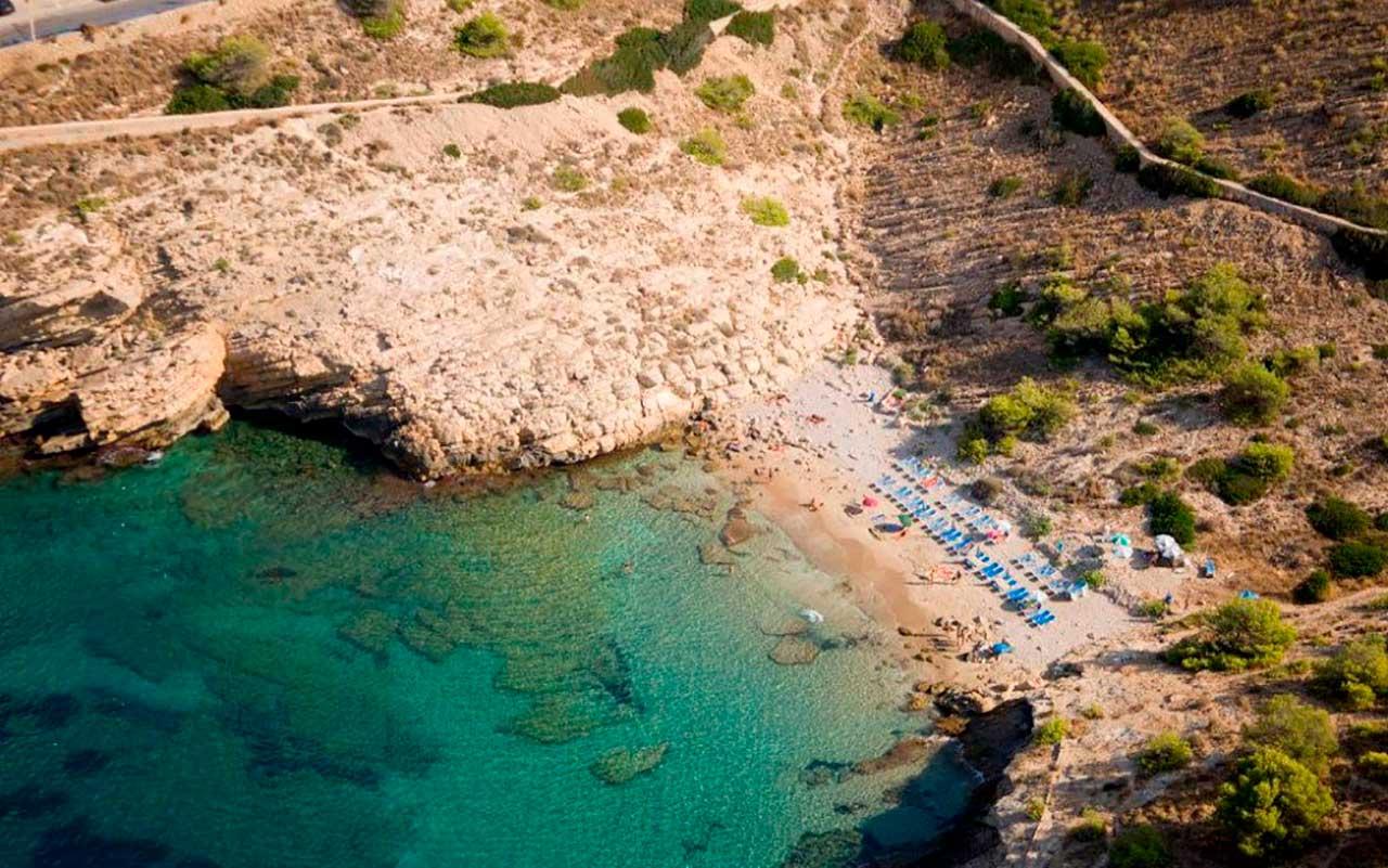 Playas de Benidorm, Tio Ximo