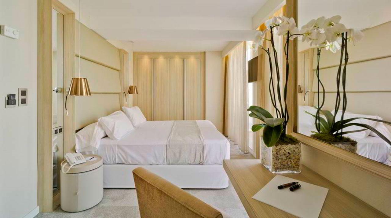 Habitaciones de los hoteles con encanto