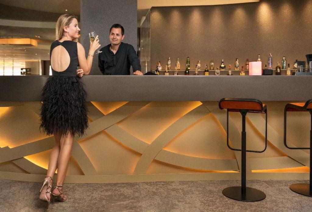 Lobby bar Hotel Don Pancho