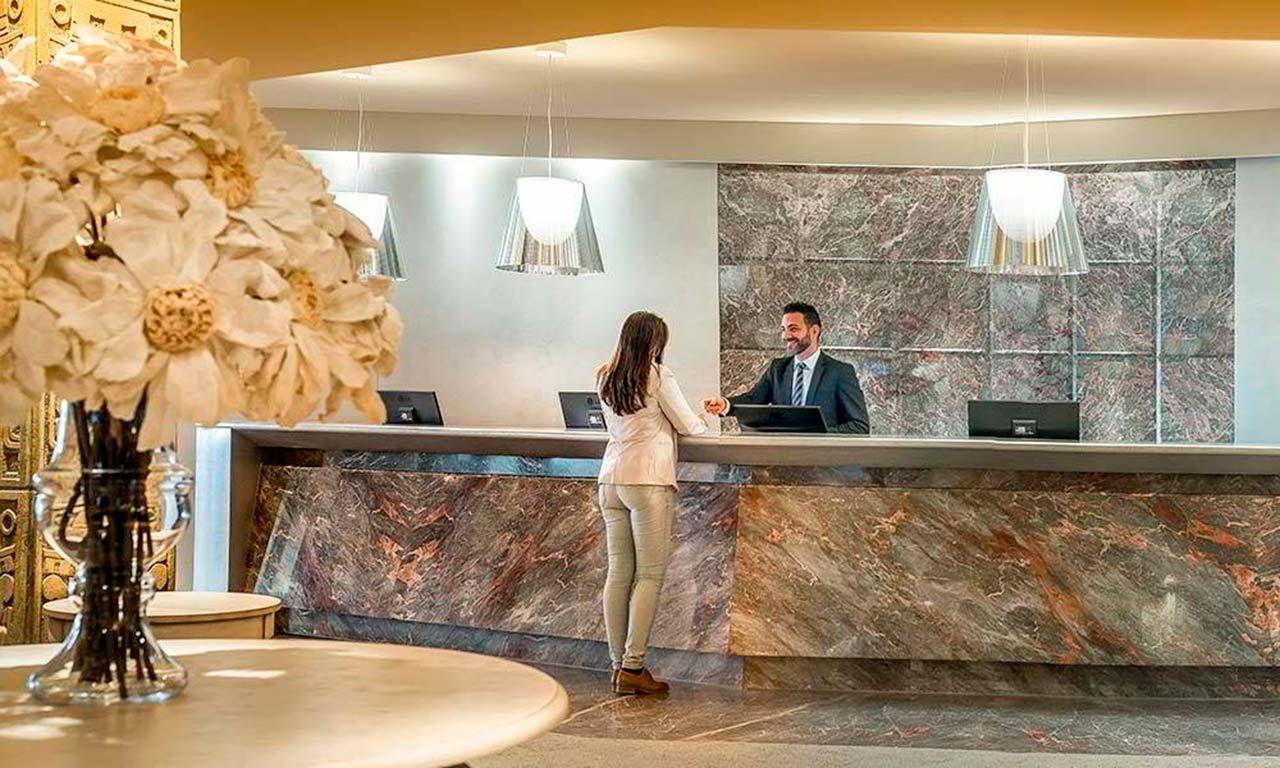 Trato único en los hoteles unicos