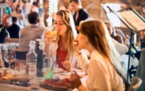 Gastronomía mediterránea en los restaurantes de Benidorm