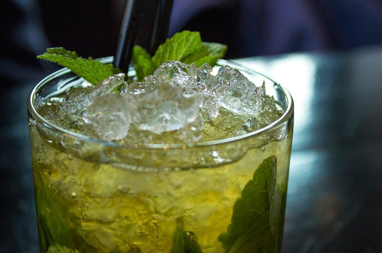 Cóctel más famoso de Cuba, el mojito