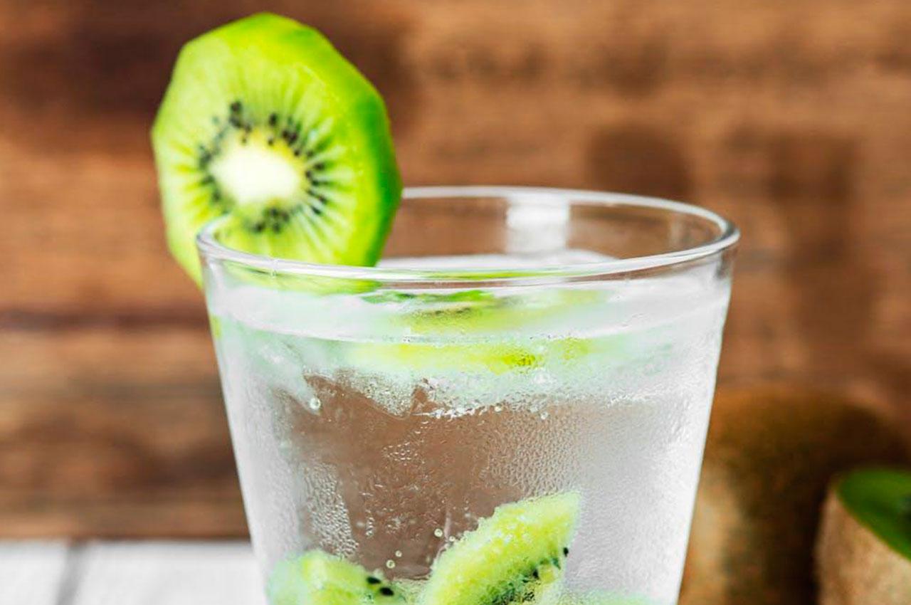 Bebe para combatir el calor