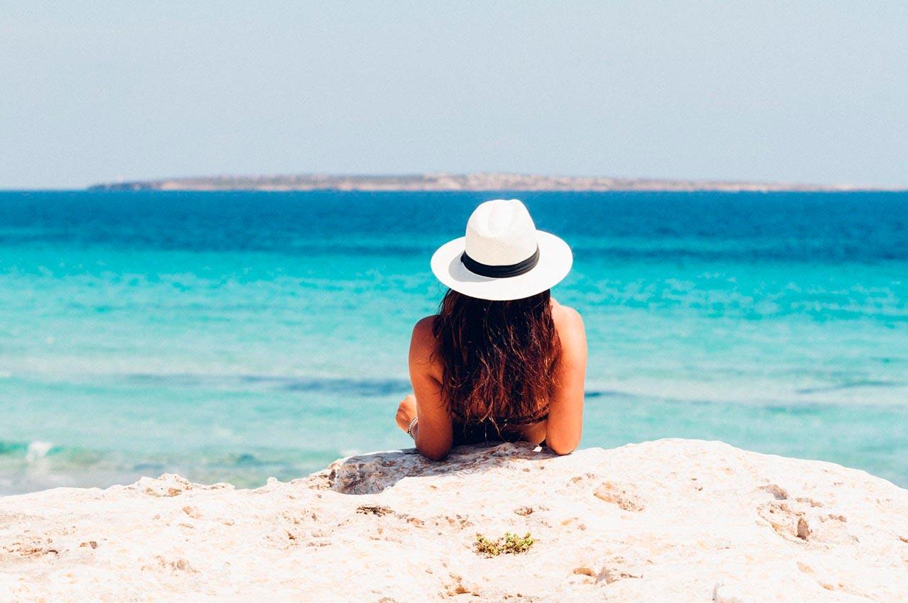 La playa, sitio estrella del verano