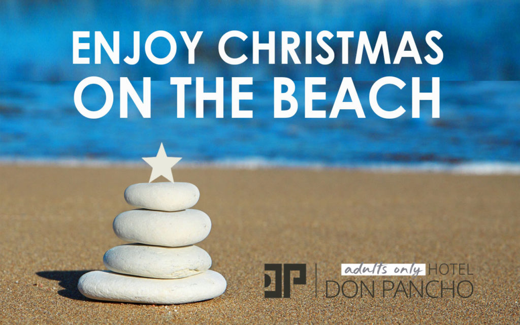 Experience a truly magicalChristmas at the Hotel Don Pancho