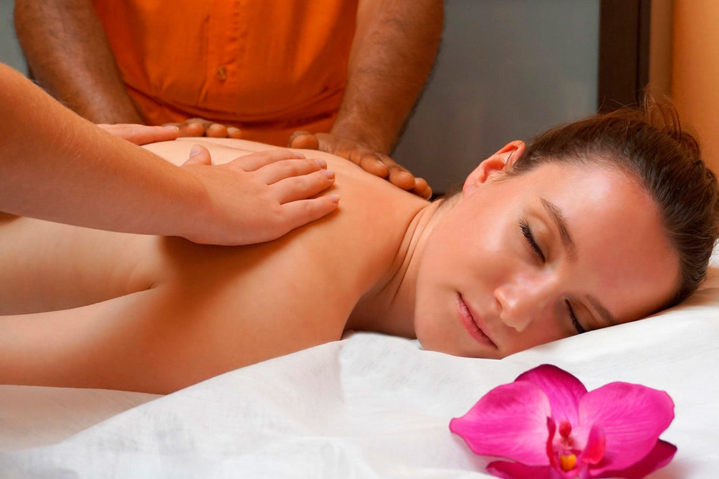 Enjoy the experience of a good massage