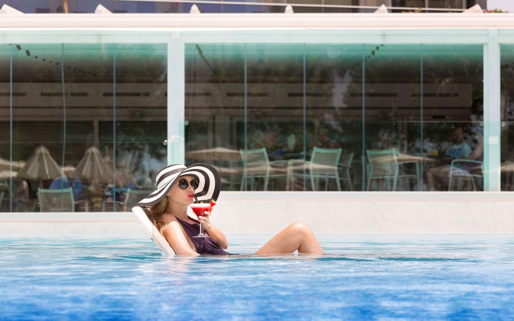 Suite de lujo con piscina | Hotel Don Pancho