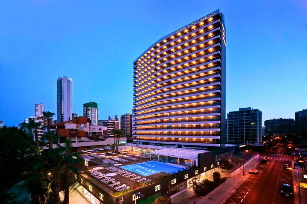 Un lugar para eventos en hoteles | Hotel Don Pancho