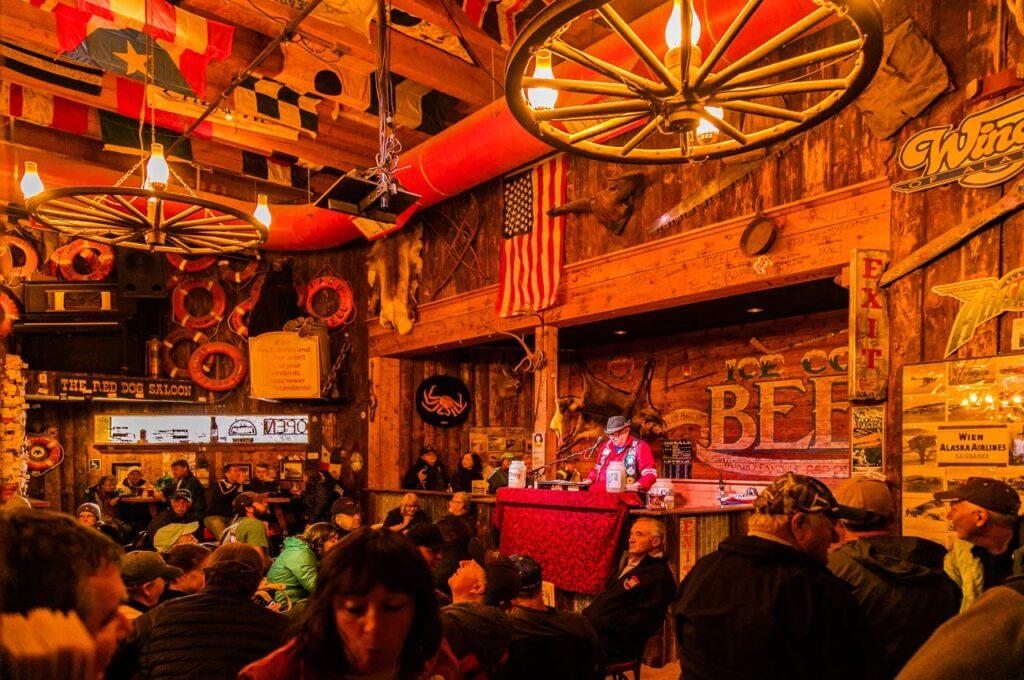 Famous bars in Benidorm