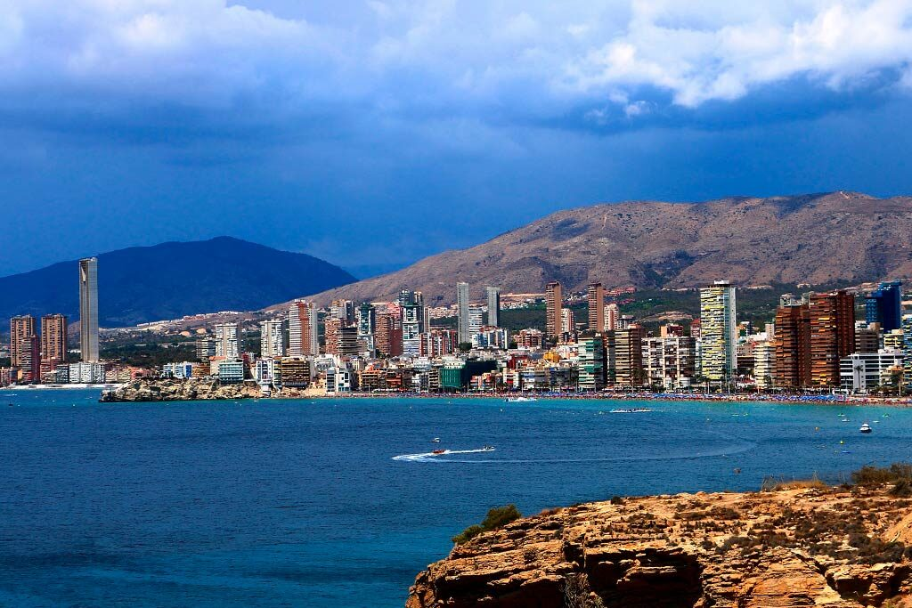 Benidorm getaway for the May long weekend