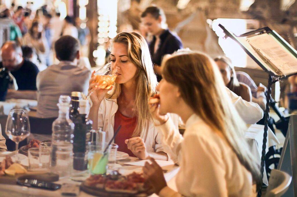 Cenar en Benidorm un domingo