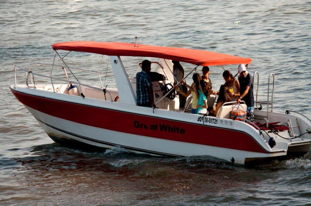 Boat rides in Benidorm
