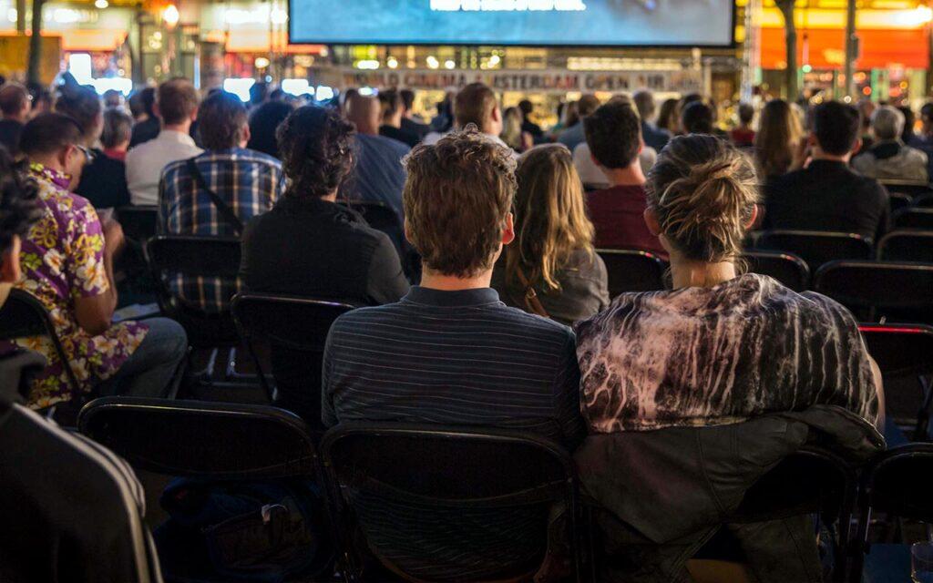 Disfrutar de los cines de verano en Benidorm