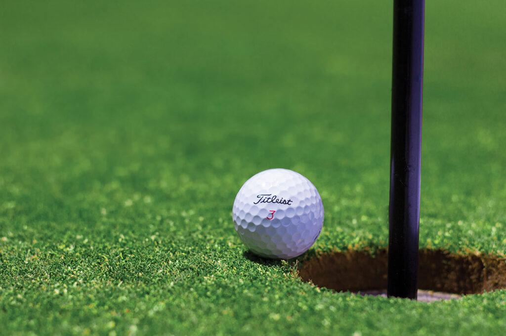 Exclusive golf service in Benidorm