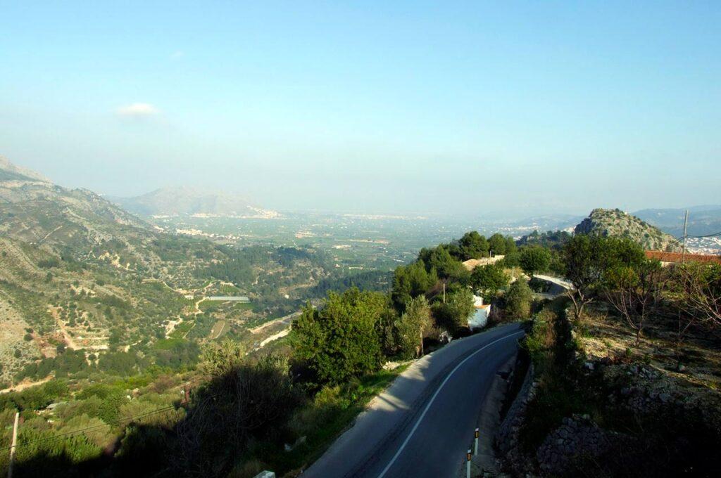 Que ver en la Vall de Laguar